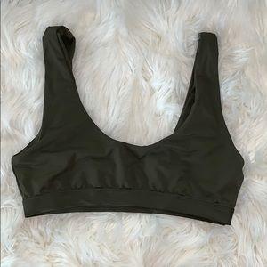 Women's bikini top